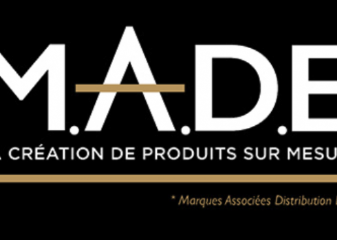 Farin'UP au M.A.D.E. PARIS    votre badge gratuit